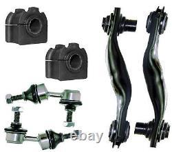 Pour Jaguar X Type (2001-2009) 2 Kit Bras de Suspension, Paliers, Articulations
