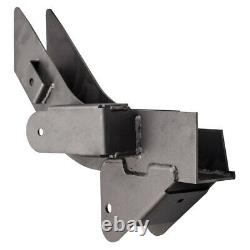 Rear Trail Driver Control Arm Frame Rust Repair Kit for Jeep Wrangler TJ LH RH