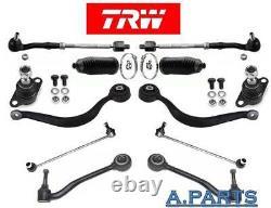 TRW Kit Bras de Suspension Complet 12TLG Essieu avant Gauche Et Droit BMW X5 E53