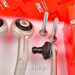 TRW Kit Bras de Suspension Repereatursatz Avant Haut pour Audi A4 A5 A6 A7 Q5