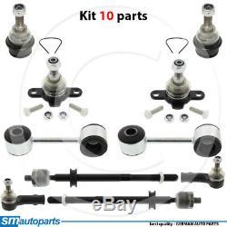 VW Transporter kit réparation de bras de suspension avant 10 pièces 701419811C